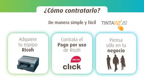 Como contratar RicohClick